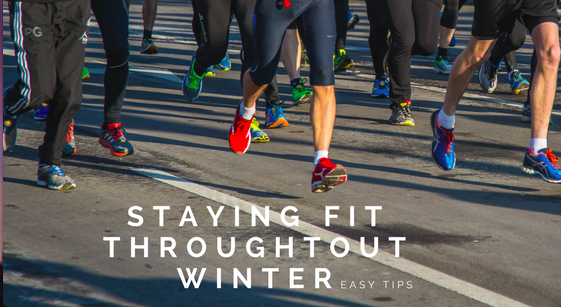 Staying fit during winter